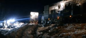 Savon Suuntaporaus Oy - Suuntaporaukset kallioon nykyaikaisella kalustolla pimeimpään vuoden aikaan